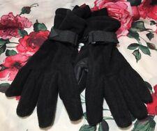Men's Ski Gloves Black - Merona (L) ✅⛷