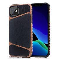 Hülle iPhone 11 Pro Max X Xs Xr Case Silikon Schutzhülle Hybrid Handyhülle Cover