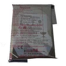 "New Toshiba 2.5"" SATA 250GB MK2561GSYN 7200RPM HDD Hard Drive For HP 625239-001"