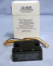 PODTRONICS POD-1P-MAX. 12V SINGLE PHASE 200W  REGULATOR-RECTIFIER WITH CAPACITOR