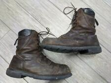 """RED WING work boots 1411 brown 12 US insulated waterproof 10"""""""