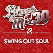 Blues Mix 30  -  Various Artist  -   New Factory Sealed CD