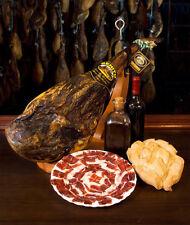 Jamon Iberico Etiqueta oro Jabugo- Iberian Spanish Ham Bellota Pata Negra
