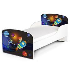 Cohete Espacial MDF cama infantil NUEVO Fuera Espacio