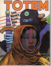 Fumetto TOTEM EDIZIONE NUOVA FRONTIERA ANNO 1982 NUMERO 20