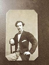 John Wilkes Booth  tintype C978RP