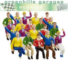 Greenhills Carrera Set of Grandstand Figures Ref.21129 1.32 Scale - NEW & BOX...