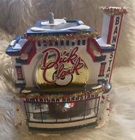 RARE Retired Department 56 American Bandstand™  Original Snow Village EUC