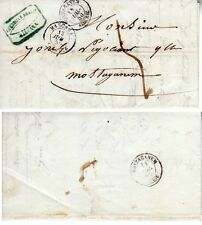 ALGERIE Marque Postale