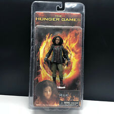 THE HUNGER GAMES action figure reel toys moc Neca 2012 lions gate Rue Ru sealed