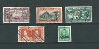 World Stamps: NEW ZEALAND - 1937-1940 Pre Decimal selection (Lot 3146)