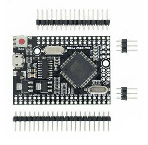 Arduino MEGA 2560 PRO Embeded CH340G/ATMEGA2560-16AU Chip With Male Pinheaders