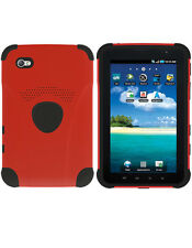 Coque Trident AEGIS Series rouge pour Samsung Galaxy Tab P1000