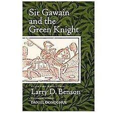 Sir Gawain and the Green Knight: A Close Verse Translation (Paperback or Softbac