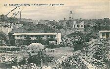 VINTAGE POSTCARD- GREECE: LESCOVICI - JANINA 1918