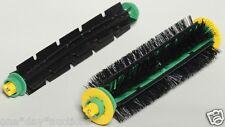 Roomba 500 530 550 560 570 580 Series Beater + Bristle Brush Set Pet Green NEW