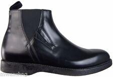 New Authentic $860 Cesare Paciotti US 7.5 Ankle Boots Italian Designer Shoes