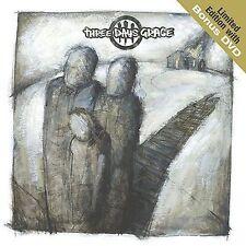 Three Days Grace [Limited] CD Bonus DVD Live Concert Exclusive Alternate Version