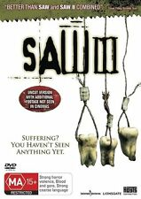 B33 BRAND NEW SEALED Saw 3 (DVD, 2007)