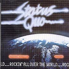 Rockin All Over The World by Status Quo (UK) (CD, Jan-1991, Universal/Vertigo)
