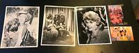 Lot Of (5) 1960's Original Beverly HillBillies Studio Photos