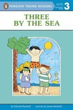 Three by the Sea: Level 2 (Easy-to-Read, Puffin), Edward Marshall, Good Book