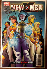 New X-Men: Academy X #1 Dynamic Forces DF SIGNED Randy Green (only 999 copies)