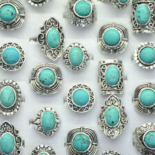 Turquoise Unbranded Stone Fashion Rings