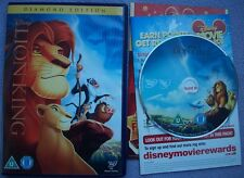 THE LION KING DIAMOND EDITION 2011 Walt Disney DVD NUMBERED SPINE No.32