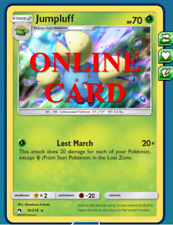 Jumpluff Playset Lost Thunder  - Digital Card - Pokemon TCG ONLINE (PTCGO)