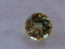 6mm Round Genuine Color Change Zultanite 0.83 carats, EC = Eye Clean (flawless)