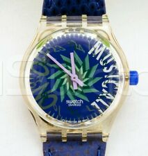 Swatch Musicall 1993 - SLK100 - Tone In Blue  - Nuovo