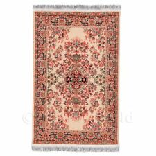 Dolls House Medium 16th Century Rectangular Carpet / Rug (16mr01)