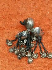 More details for rare antique middle eastern silver concealed snuff bottle 19th century aao
