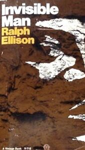 Invisible Man by Ralph Ellison (1972, Trade Paperback)