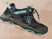 Keen Dry Waterproof Hiking Shoe Size 6.5 Womens Black Blue