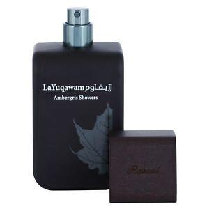 La Yuqawam - Ambergris Showers Men EDP Spray 75ml 100% Original