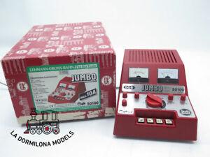 DB399 ESCALA G - LGB 50100 Jumbo Regel-Trafo 10Ampere 24Volt 230Volt - OVP