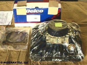 Delco Rochester Quadrajet Carburetor Chevrolet_GMC Truck C-10_C-20_K-10 1986 NOS