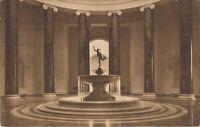 Washington, DC - National Gallery of Art,  Rotunda - ARCHITECTURE Sepia Fountain