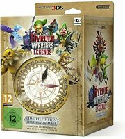 HYRULE WARRIORS LEGENDS LIMITED EDITION UK ENGLISH & FRANÇAIS PAL 3DS NEW SEALED