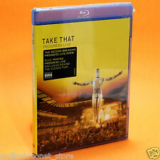 TAKE THAT PROGRESS LIVE BLU-RAY bluray