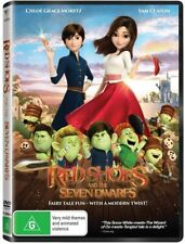 Red Shoes and The Seven Dwarfs - DVD Region 4