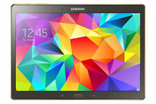 Samsung Galaxy Tab S SM-T807A 16GB Wi-Fi 4G LTE Unlocked Any GSM Charcoal Gray *