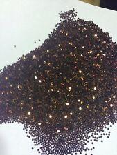 Glitterexpress 1mm Bronze/brown PVC glitter Glitter Walls, Crafts, Scrapbooking