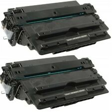 2 nonOEM black ink toner for HP LaserJet M725X MFP 14X all-in-one laser printer