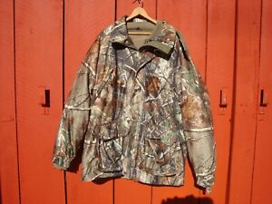 CABELA'S - REALTREE - DRY PLUS - JACKET, LINER & PANTS SET - INSULATED - SILENT
