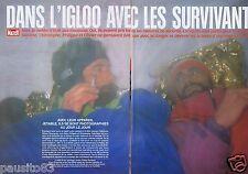 Coupure de presse Clipping 1999 Olivier Philippe Bourgues & C.Palichleb (18pgs)
