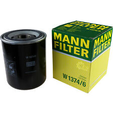 Original MANN-FILTER für Arbeitshydraulik W 1374/6