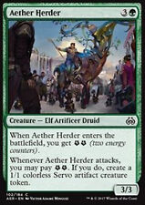 MTG 4x AETHER HERDER - PASTORE DELL'ETERE - AER - MAGIC